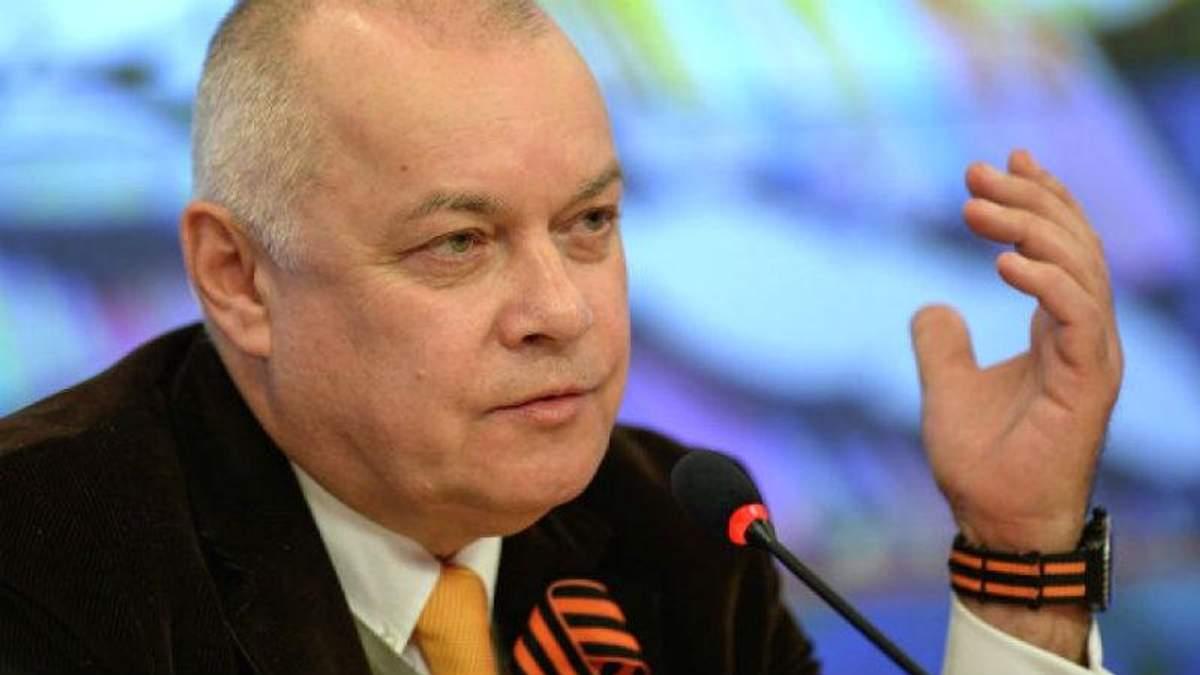 Пропагандист Кисельов не протримався у Facebook і кількох годин