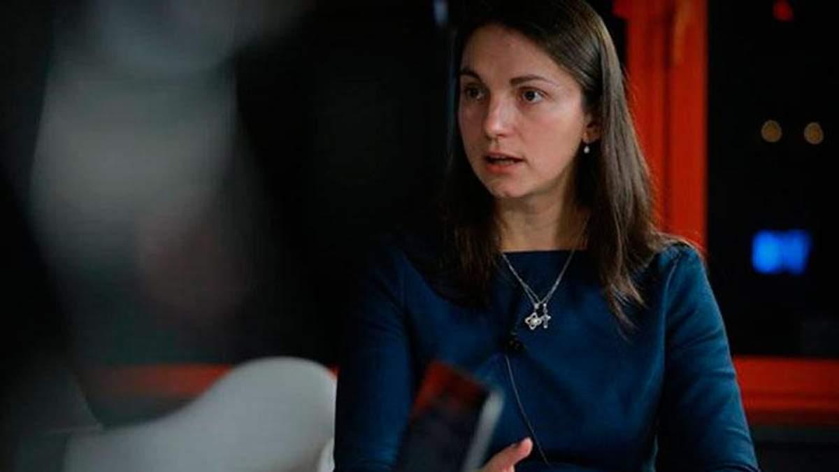 """""""Самопомич"""" отзывает Анну Гопко с должности председателя комитета по иностранным делам"""
