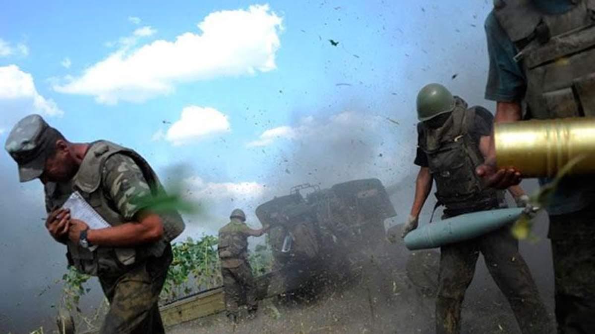 Террористы пытались прорваться на Мариуполь, есть погибшие