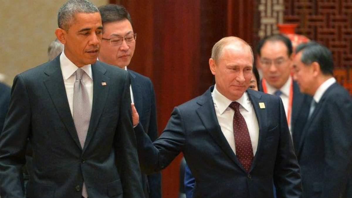 """Крупнейший международный """"договорняк"""" или как Обама слил Украину"""