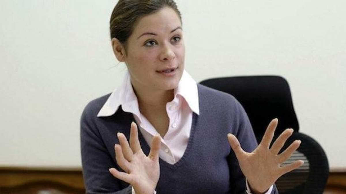 Гайдар рассказала, чем будет заниматься в Одессе