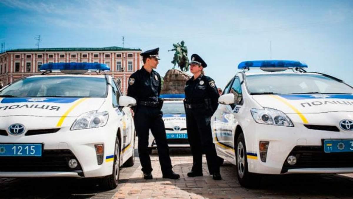 Патрульная полиция вскоре дойдет до Закарпатья