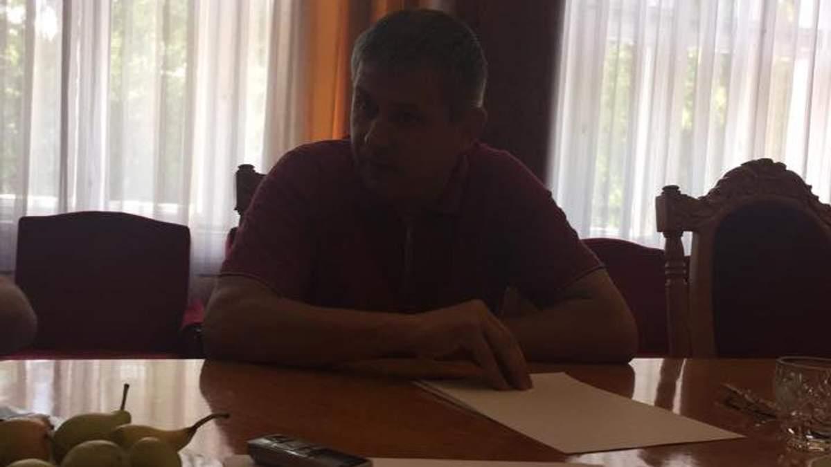 """""""Правий сектор"""" та Ланьо розповіли депутатській комісії свої версії подій"""
