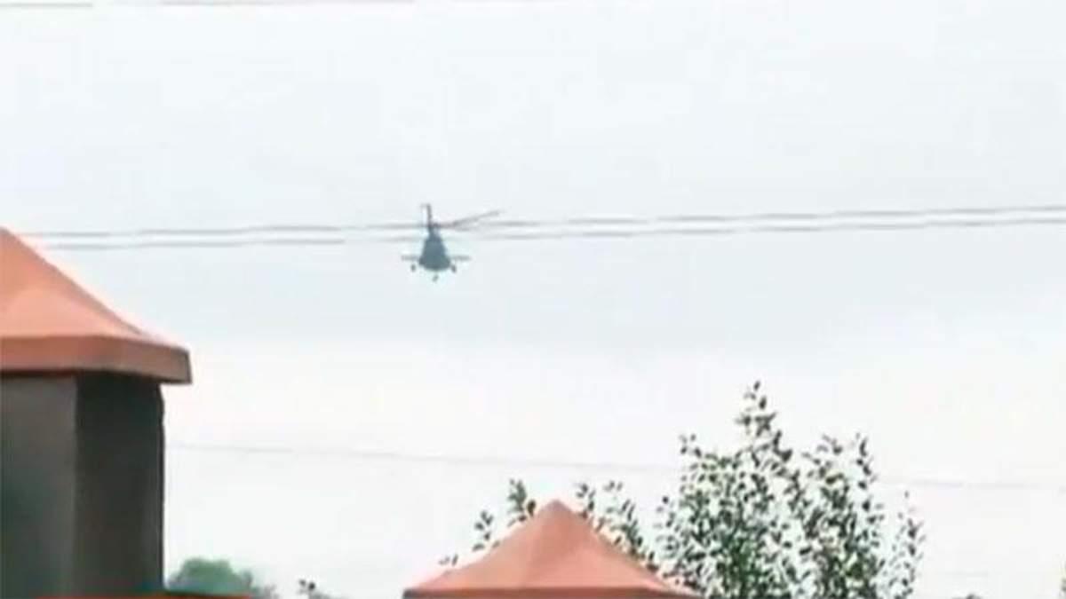 Спецоперация на Закарпатье: в Мукачево обостряются страсти