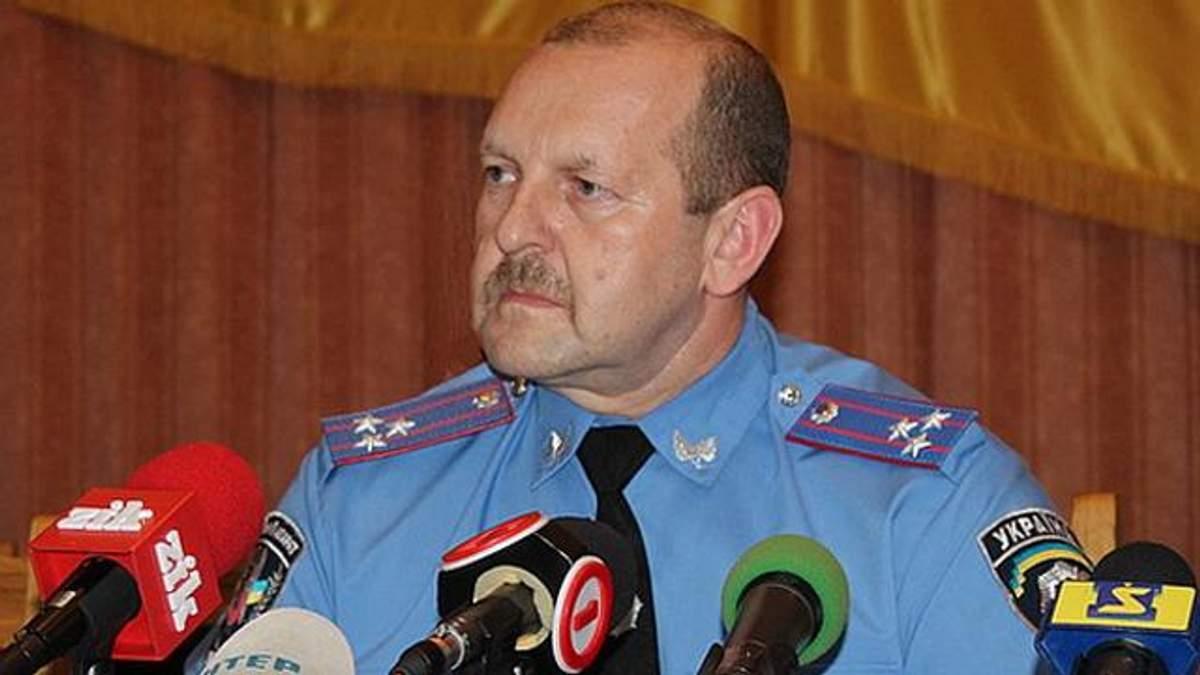 """Екс-начальник міліції Закарпаття розповів про перші сутички """"Правого сектора"""" і правоохоронців"""