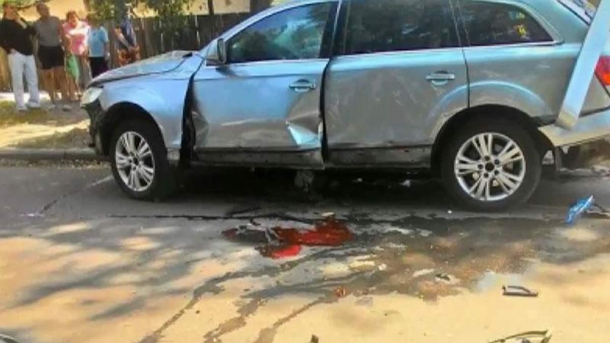 Взрыв в Черкассах — криминальные разборки, — соцсети