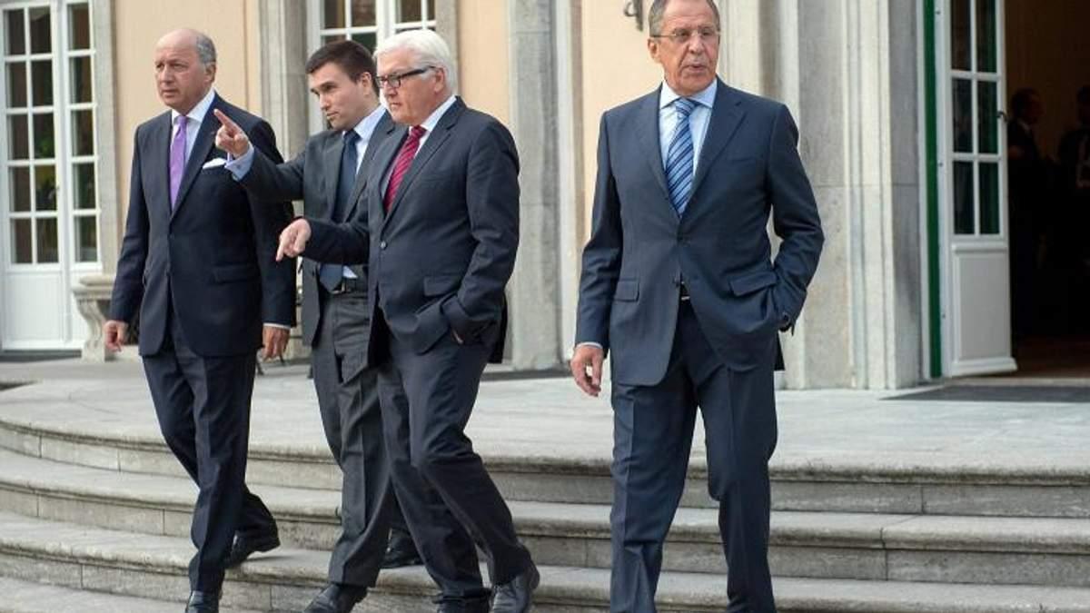 Лавров позвонил Климкину: поговорили о минских договоренностях