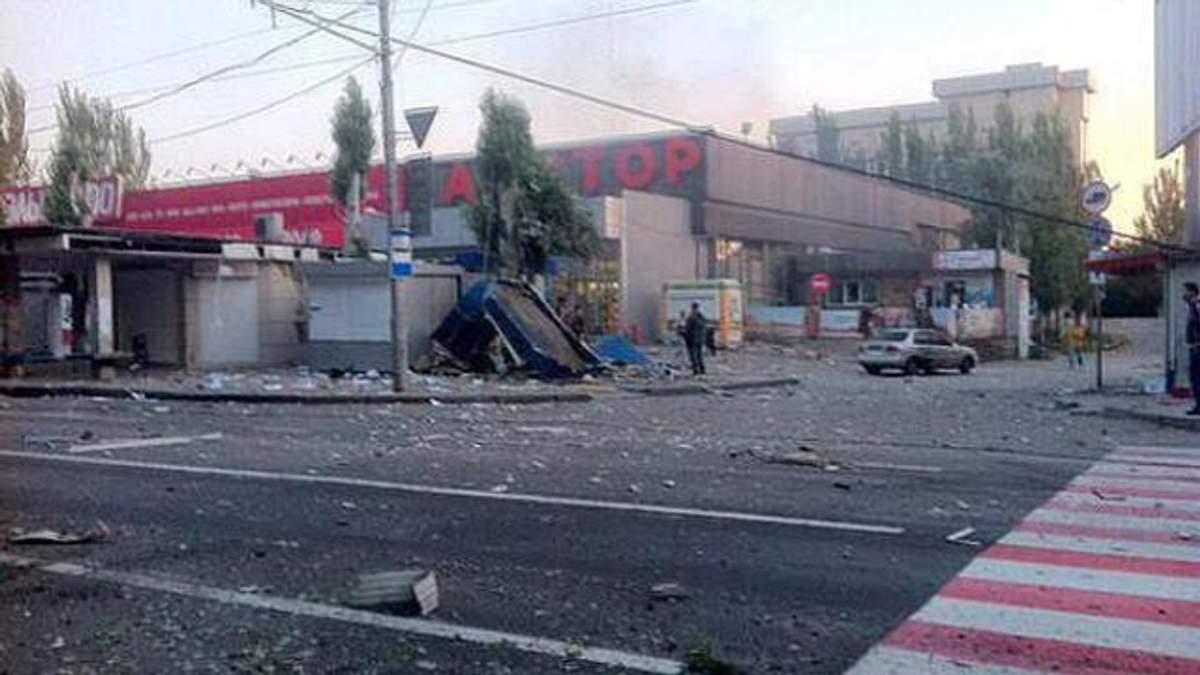 Донецьк тремтить через нові обстріли, — журналіст