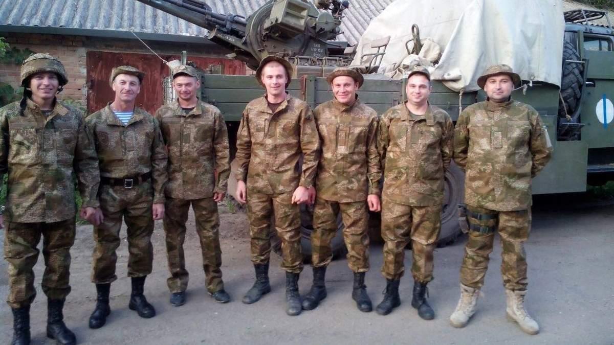 Советник Порошенко продемонстрировал новую форму для военных
