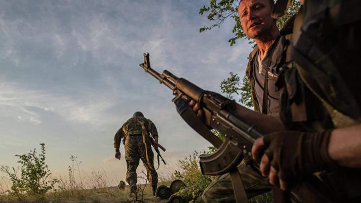 Боевики использовали запрещенное оружие в Водяном: есть жертва