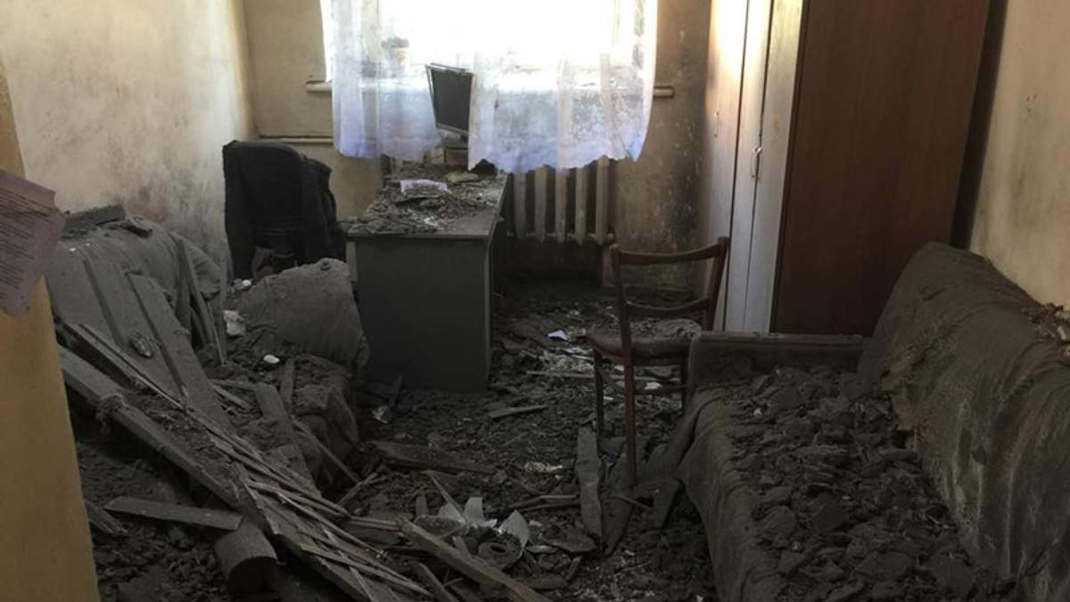 Пьяные сепаратисты сняли циничное видео обстрела Донецка