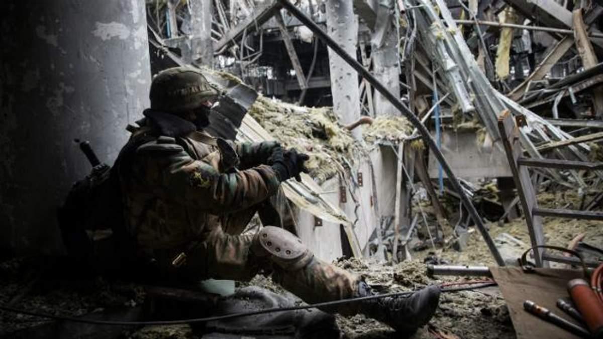 Война на Донбассе унесла жизнь еще одного украинского героя