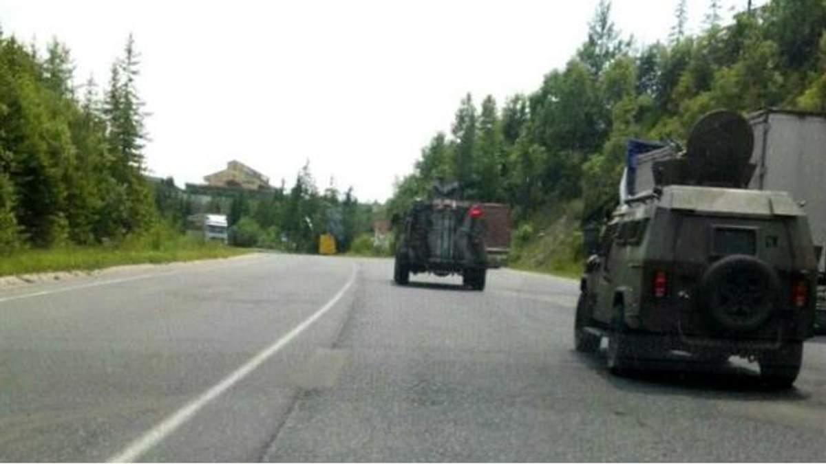 На что похож почерк событий в Мукачево, — мнение эксперта