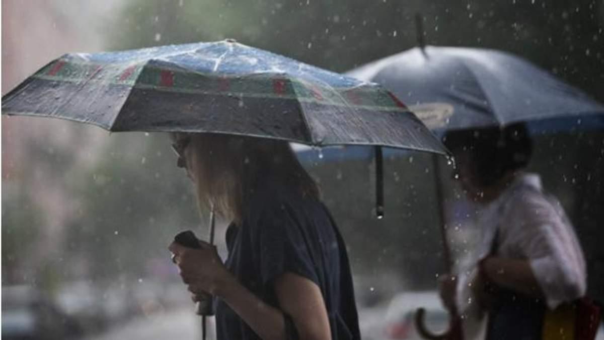 В Украине — штормовое предупреждение - 19 июля 2015 - Телеканал новин 24