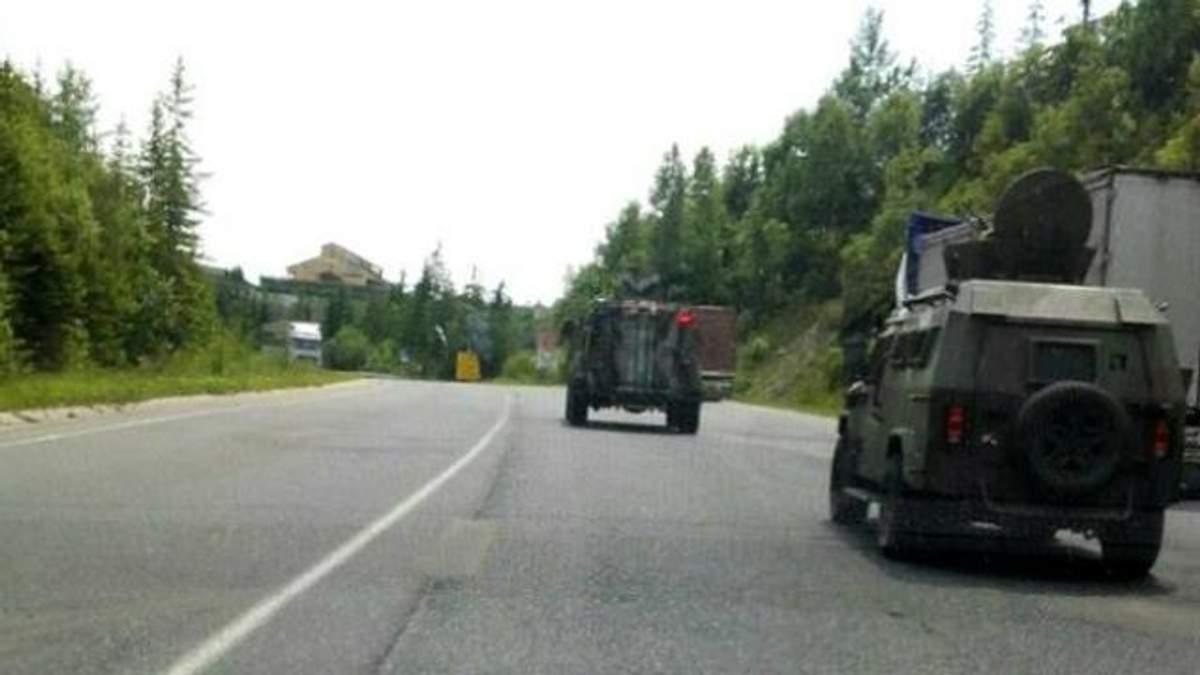 """Есть заинтересованные в смерти бойцов """"Правого сектора"""", — нардеп о ситуации в Мукачево"""
