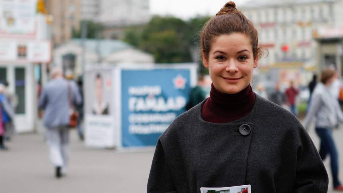 Мария Гайдар в прямом эфире расскажет чей Крым