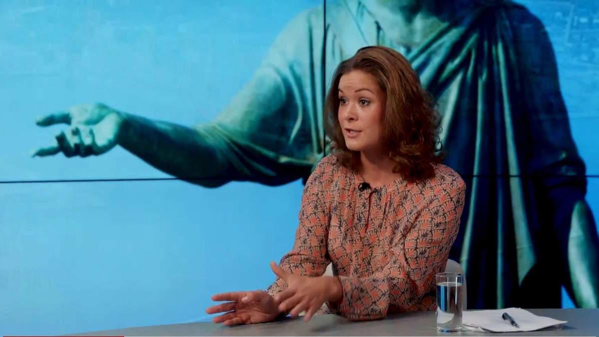 Мария Гайдар наконец определилась с кем воюет Украина