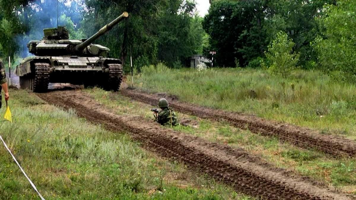 Женщины — будущее украинской армии