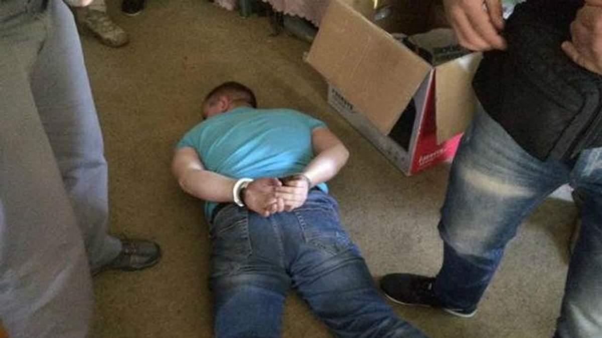 Задержали подполковника СБУ, который шпионил за лидерами Евромайдана
