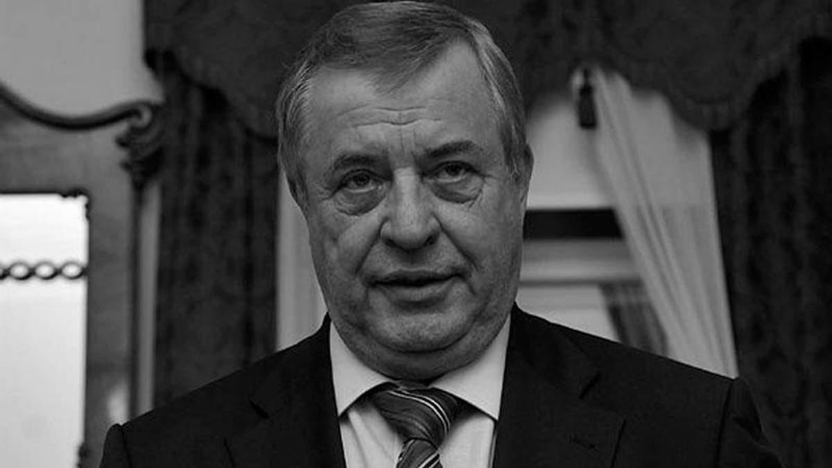 Умер экс-спикер Госдумы России