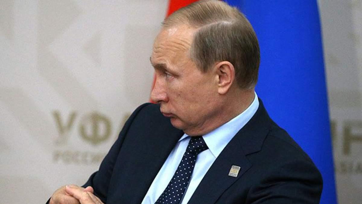 The Times нашла ахиллесову пяту Путина