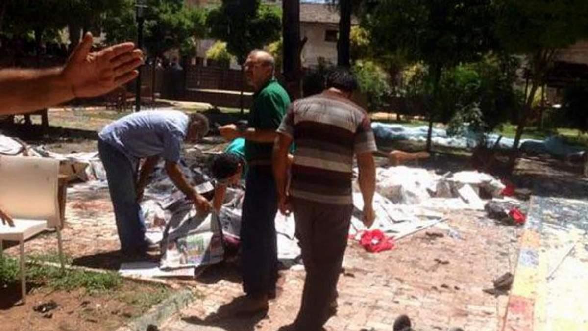 Более 20 человек погибли в результате кровавого теракта в Турции (18+)
