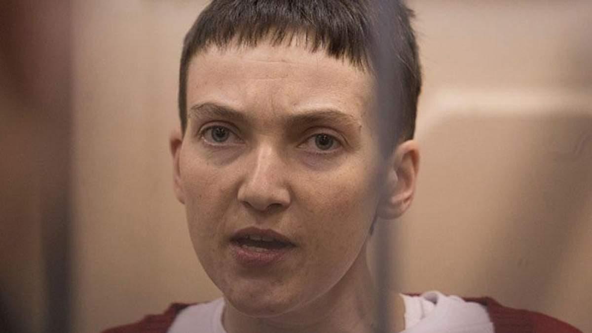 Адвокаты не знают, где Надежда Савченко