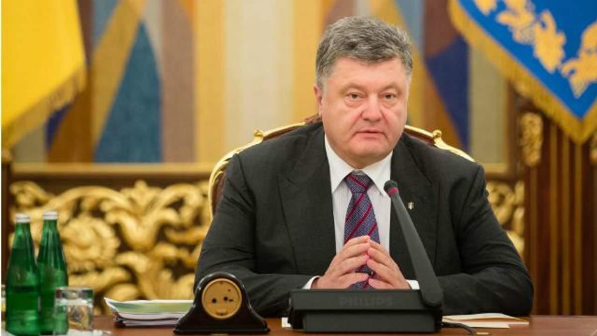 Порошенко: Россия усилила агрессию в последние две недели