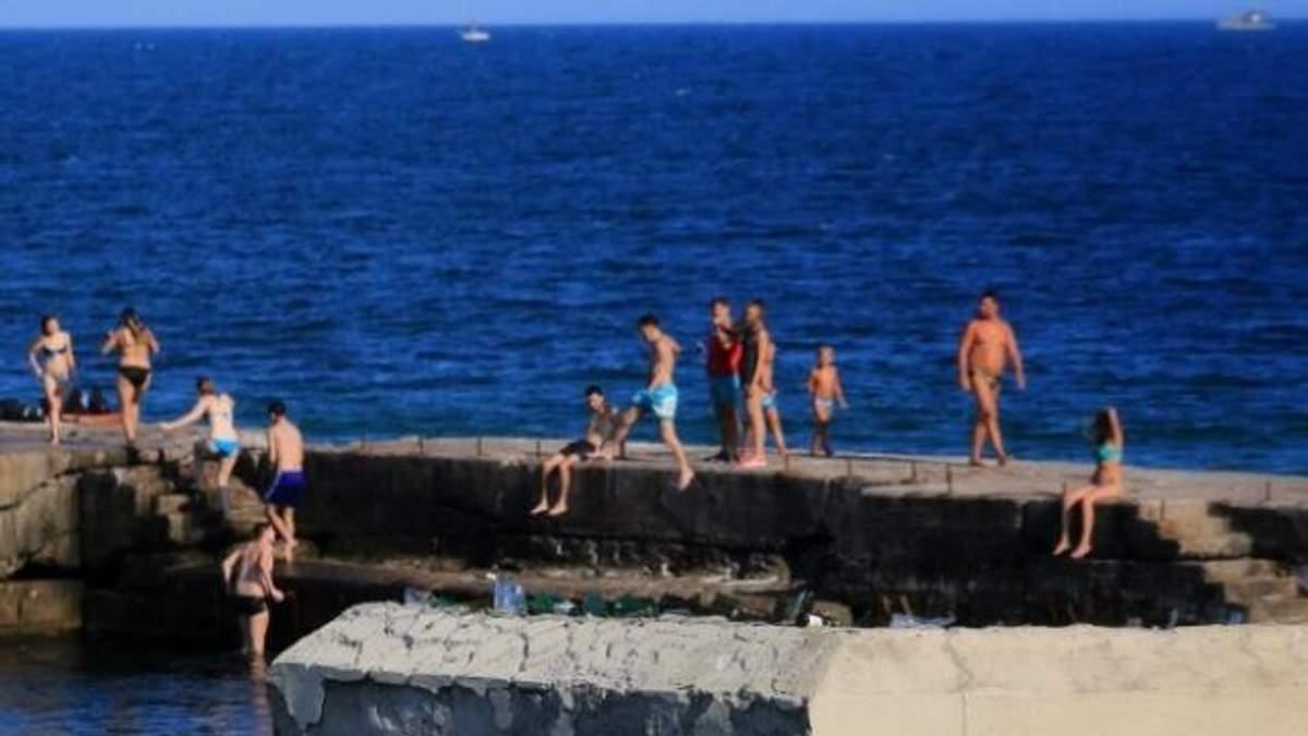Саакашвили взялся за одесские пляжи: отбирает у олигархов и отдает простым людям