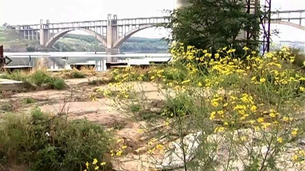 Милиция поймала расхитителей недостроенных мостов