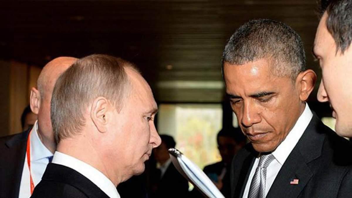 Вопрос года: была ли сделка между Штатами и РФ?