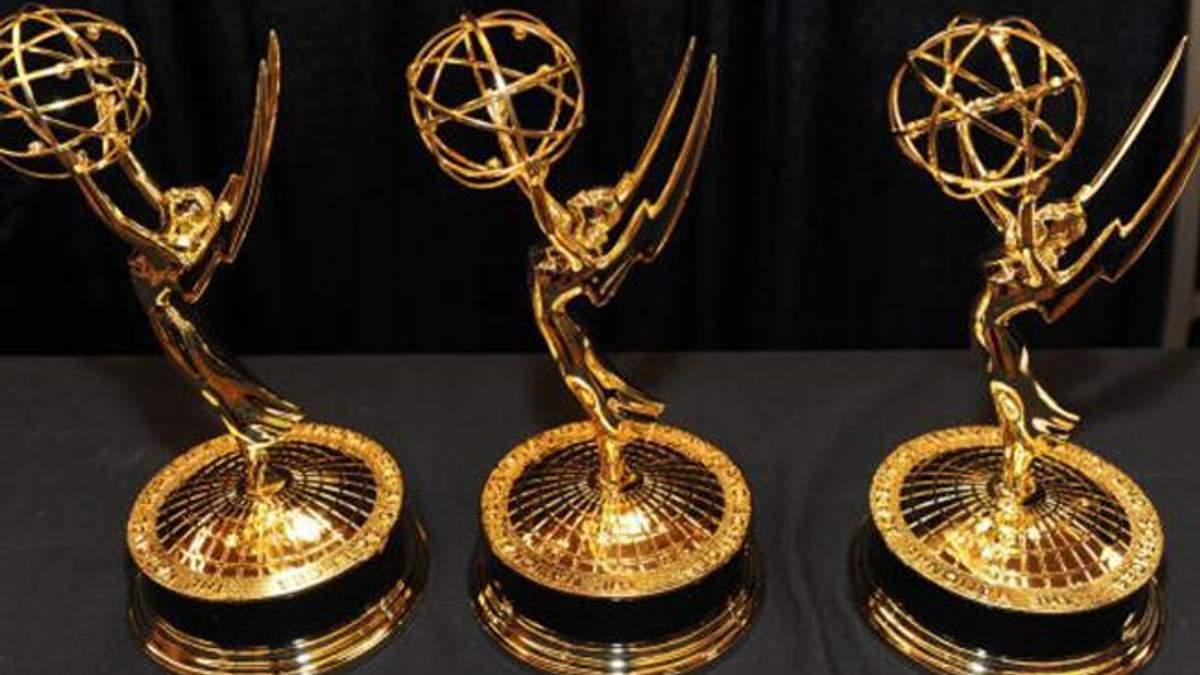 Статуетки Emmy Award