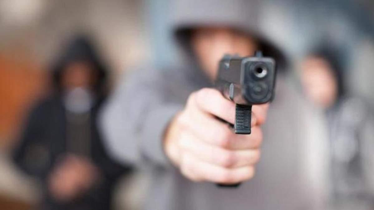 Пистолет (иллюстративное фото)