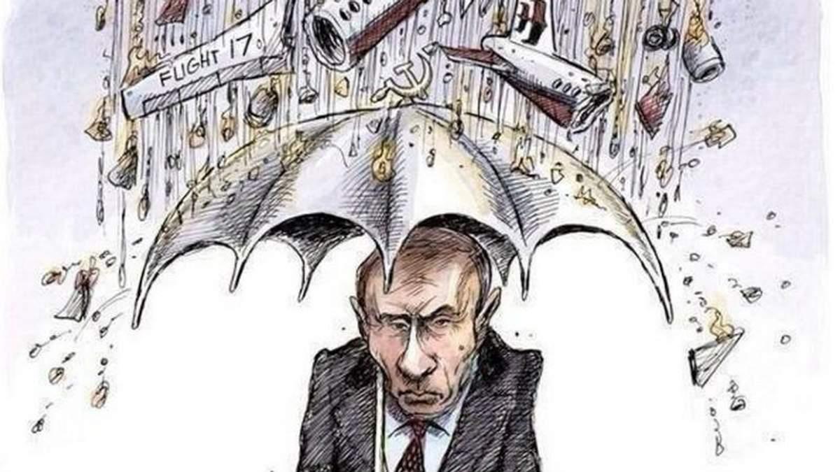 Українські реалії: влада не захищає, а Росія плюється брехнею прямо в обличчя