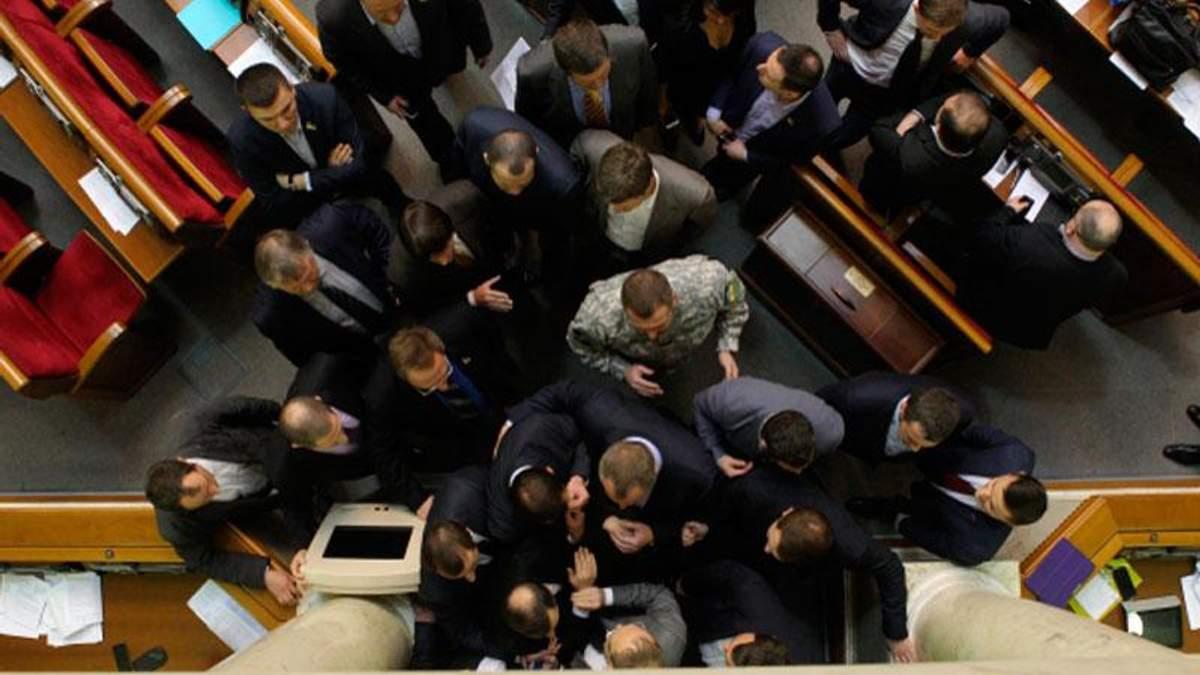 Депутати раптово зберуться на засідання