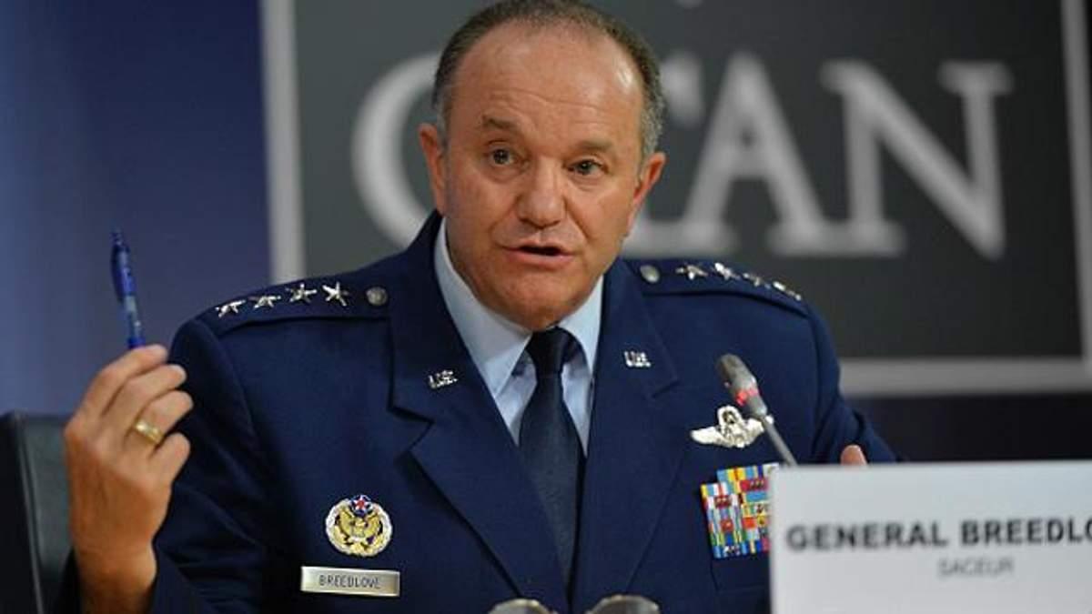 Росія — головна загроза для світу, — головнокомандувач військами НАТО