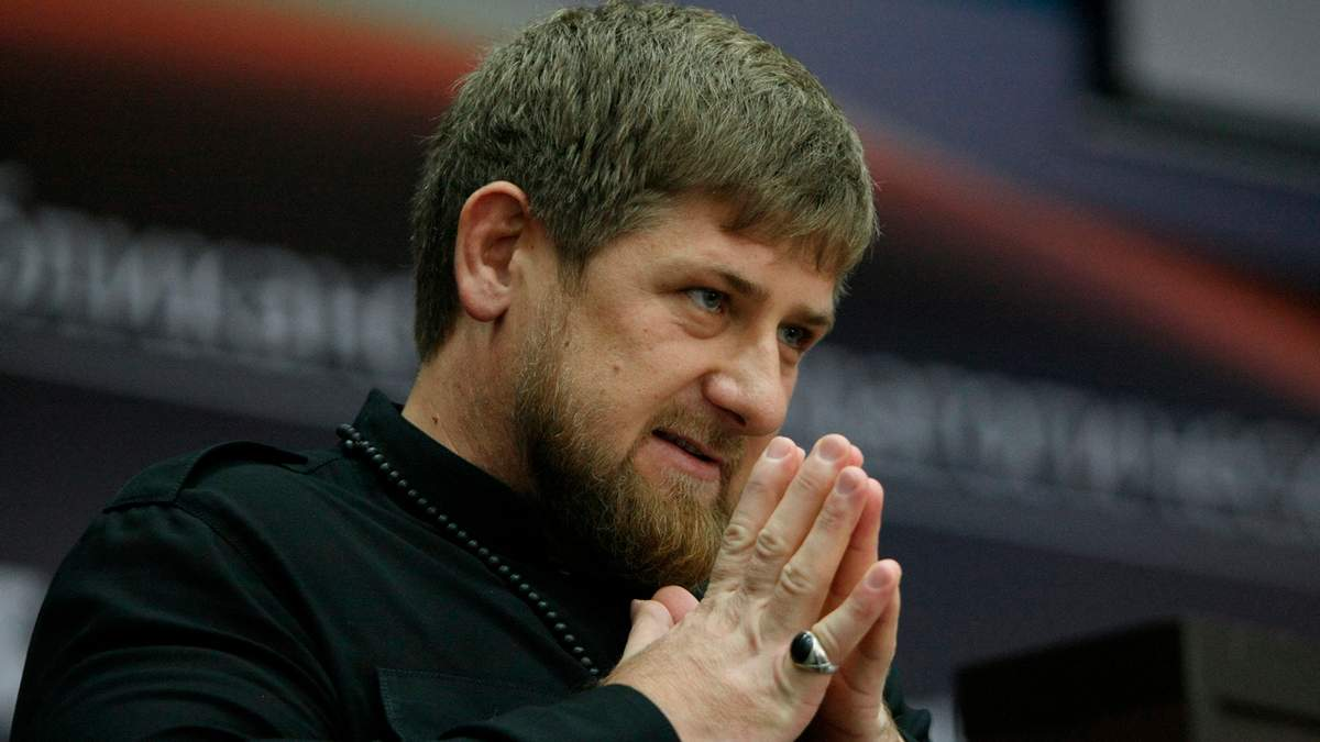 Кадиров божиться, що чеченців на Донбасі не залишилось