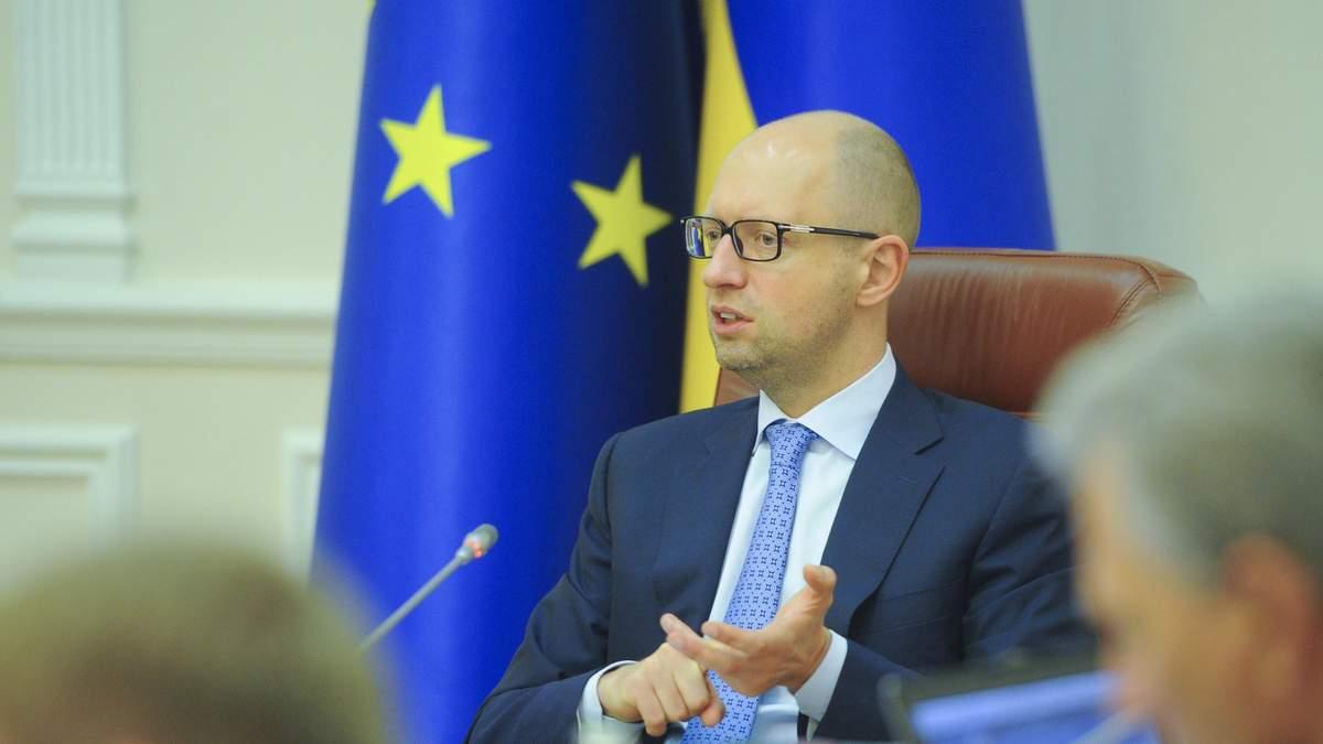 Яценюк створить новий антикризовий штаб — тепер енергетичний