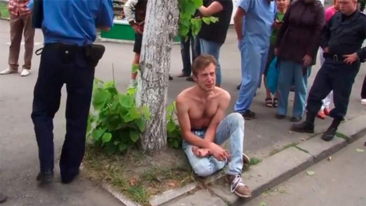 Неадекватний чоловік підняв на ноги Івано-Франківськ