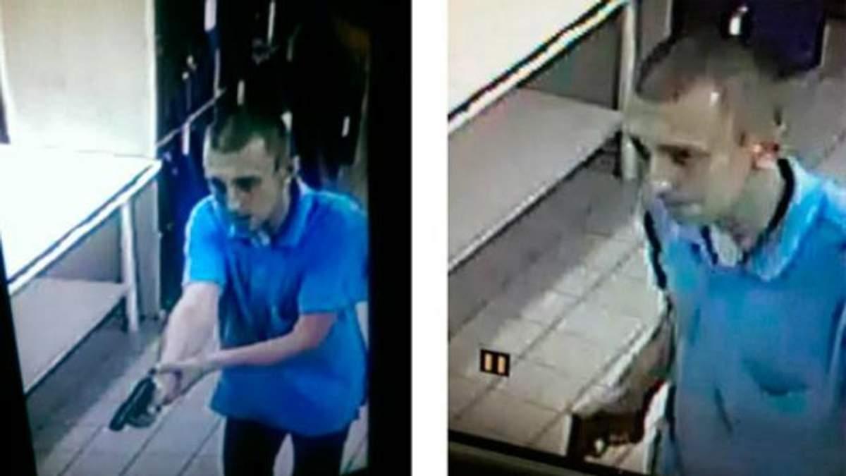 Правоохранители установили личность стрелка из харьковского супермаркета