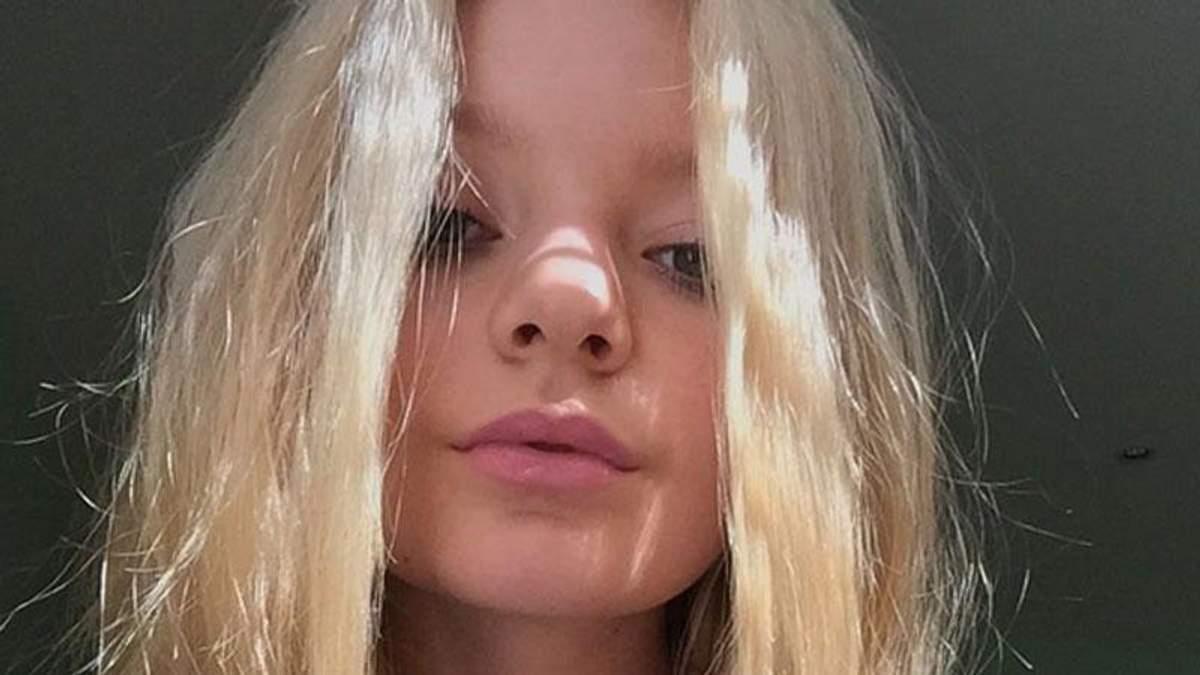 Дочка Пєскова Єлизавета