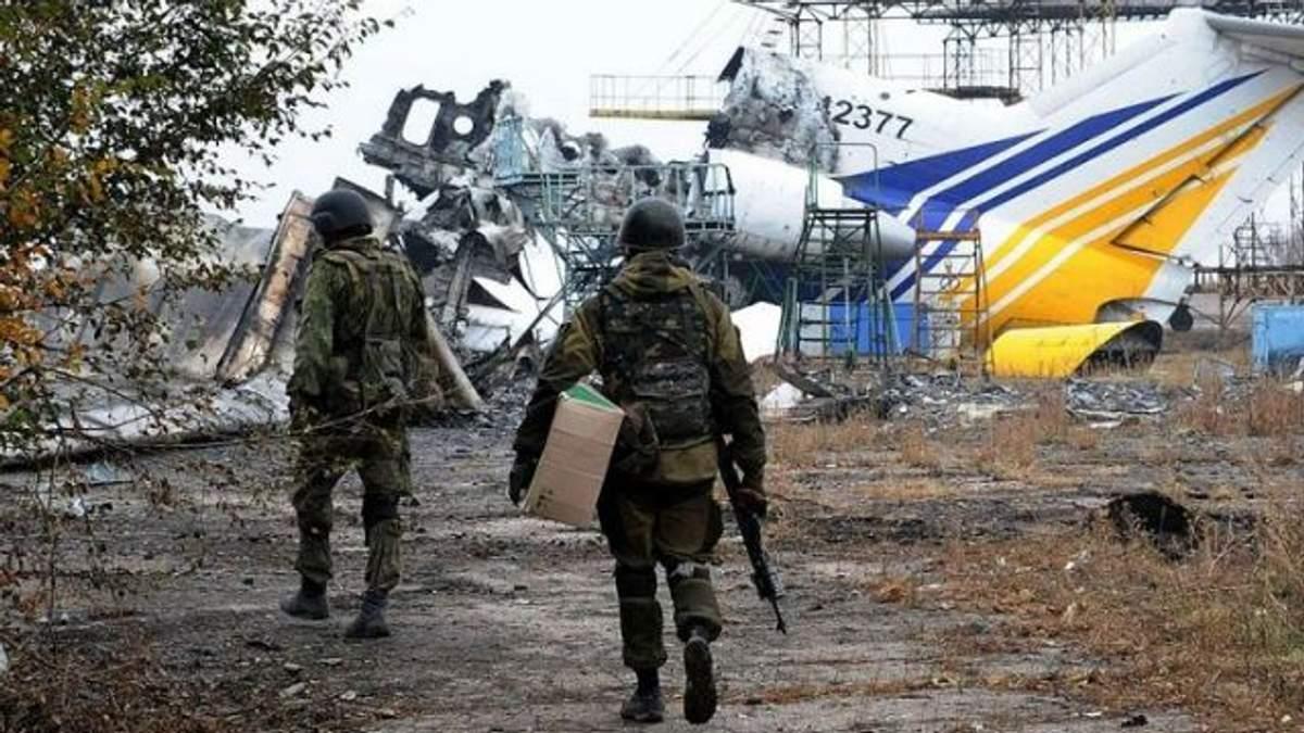 Двоє бійців загинуло біля Донецького аеропорту
