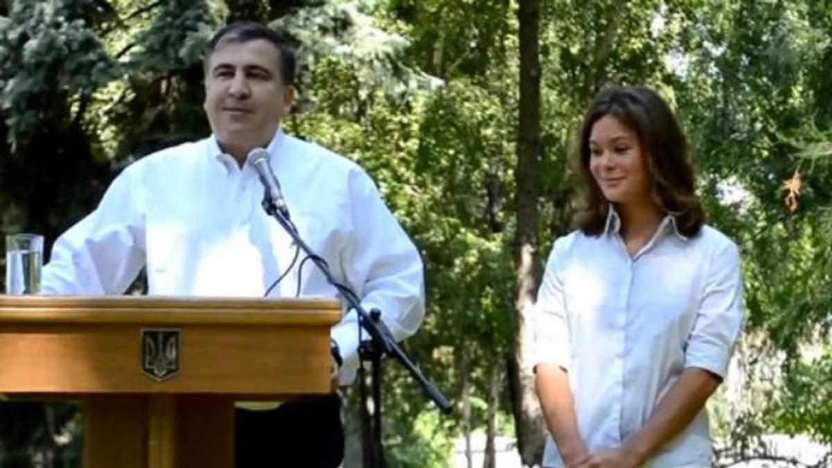 Саакашвили рассказал о Гайдар как инструменте контрпропаганды