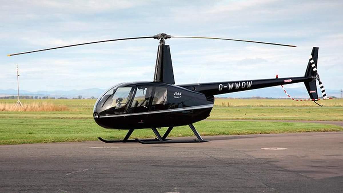 В России разбился вертолет: есть пострадавшие