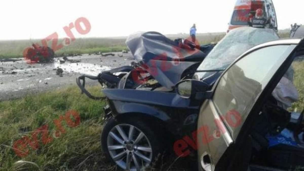 Український мікроавтобус потрапив у ДТП в Румунії: є жертви