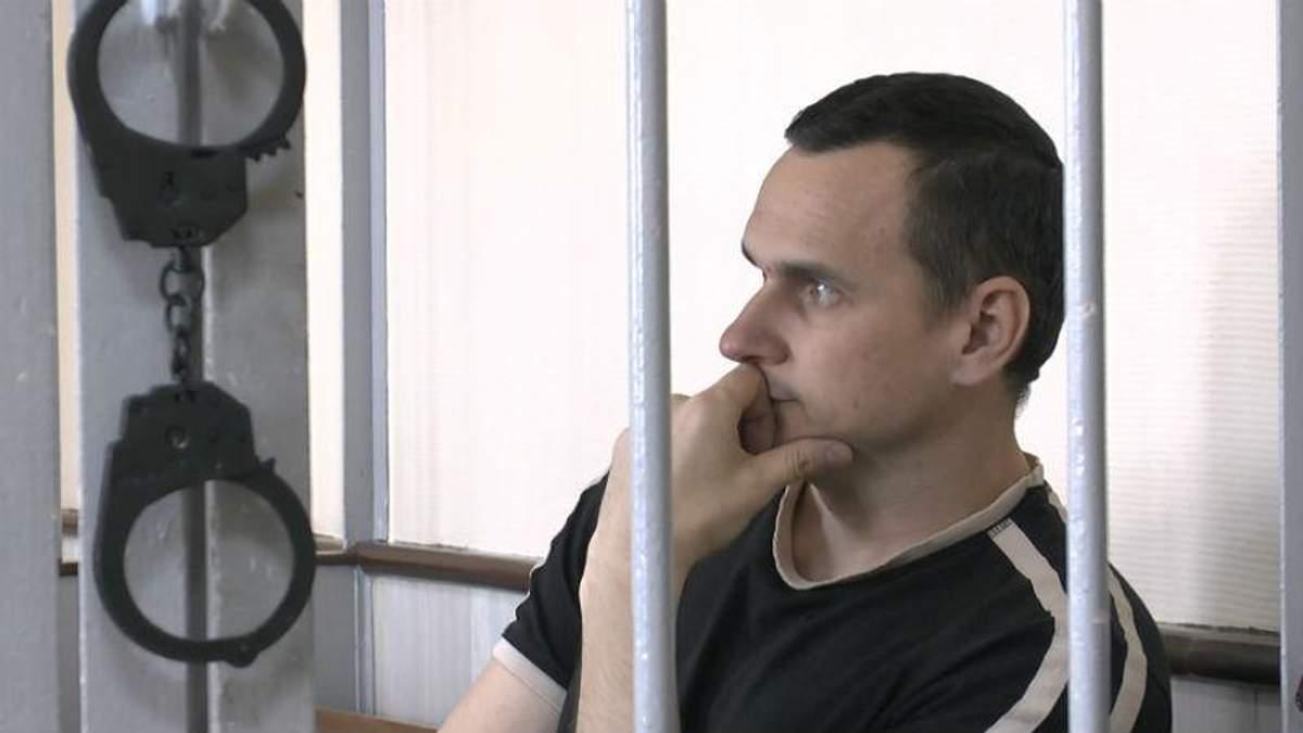 Речь Сенцова сорвала овации в зале суда