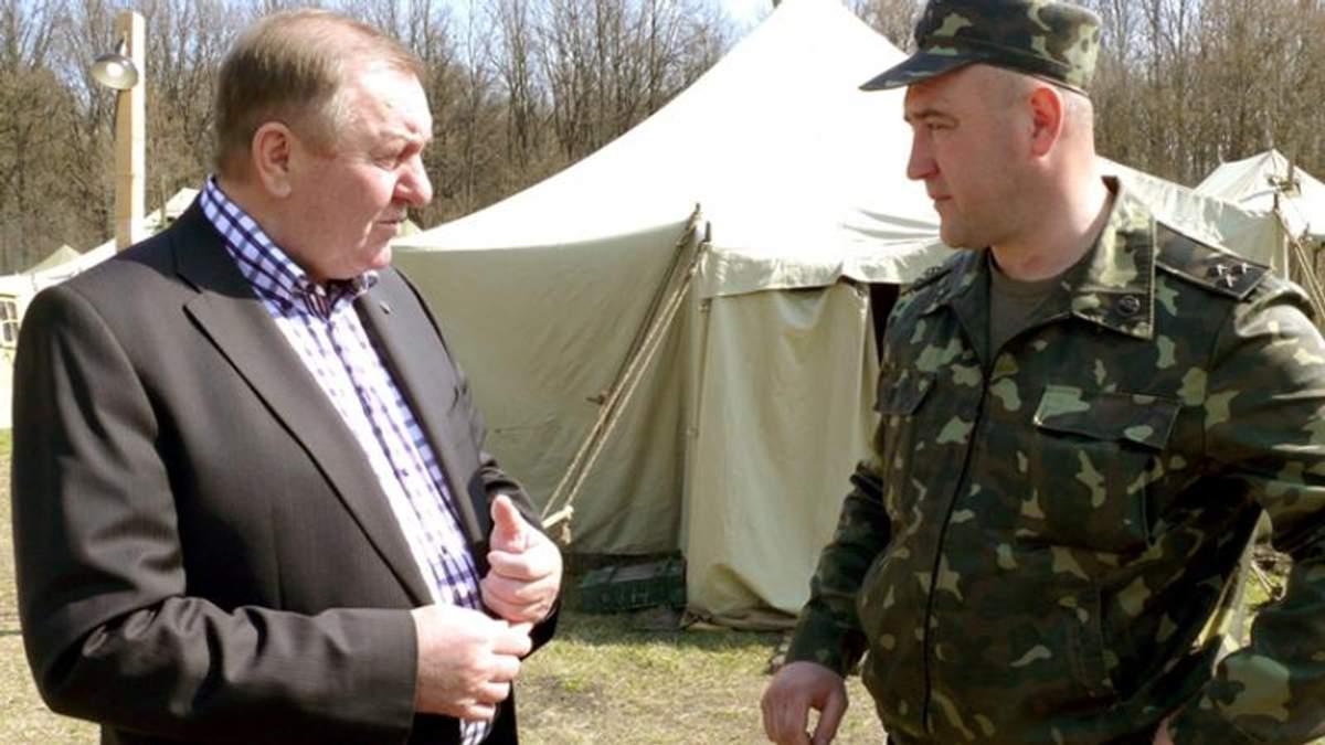 Двоє командирів бригад отримали генеральські погони