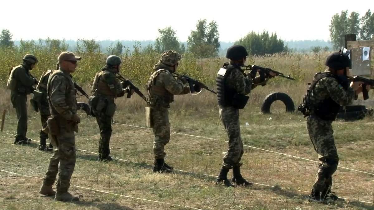 В Украине появится пограничный спецназ