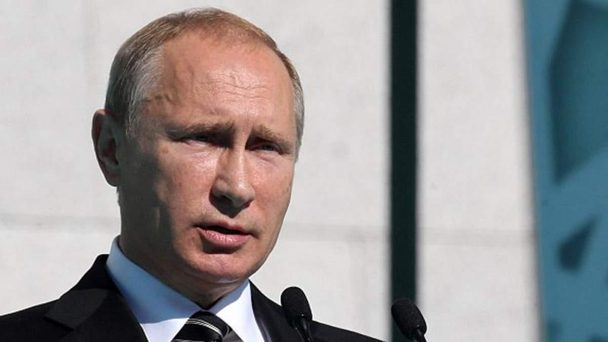 После встречи з Обамой Путина ждет трибунал
