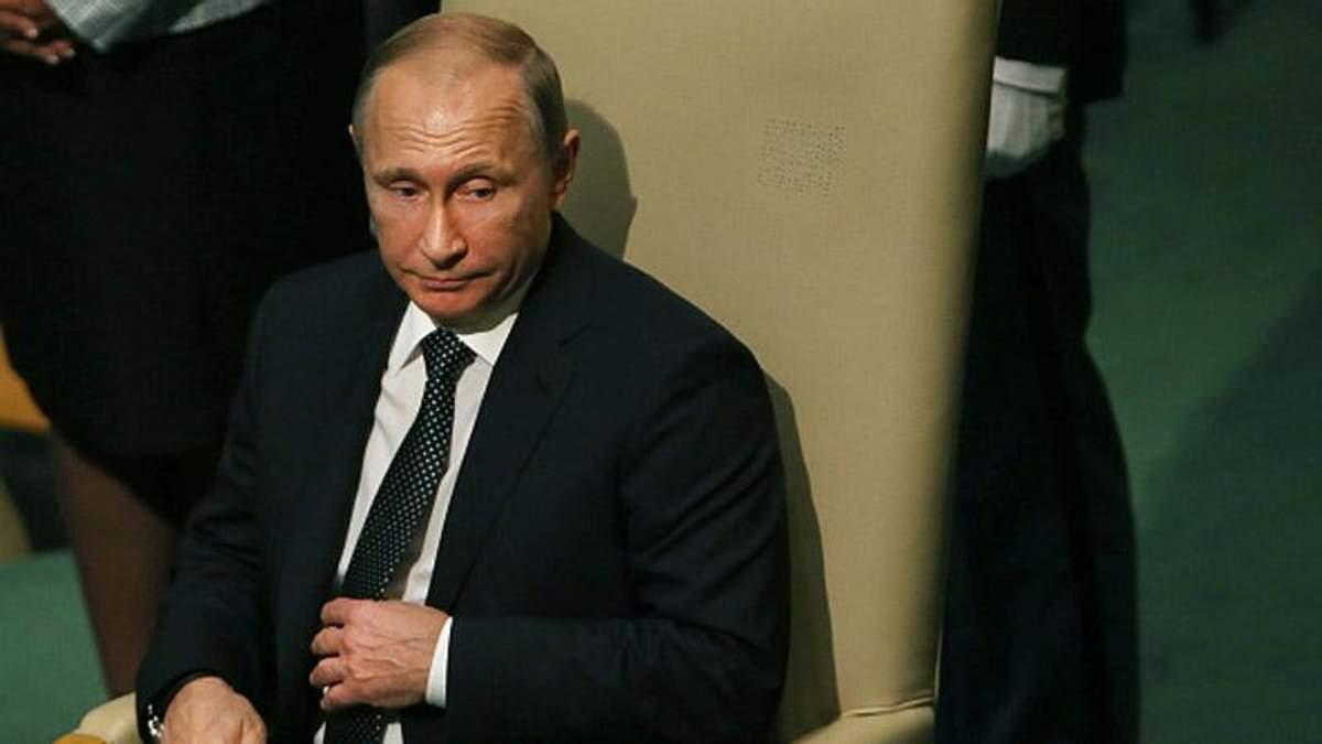 После Генассамблеи у Путина остается единственный шанс на тактическое закрепление